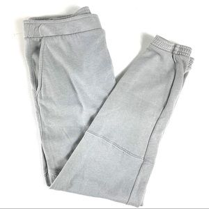 Anthropologie Michael Stars Slim Fleece Sweatpants